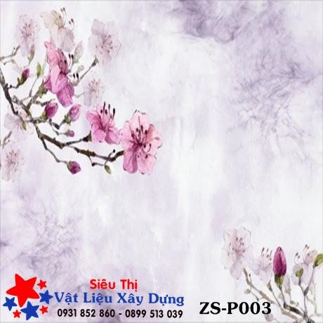 Tấm ốp PVC Tranh 3D - ZS-P003