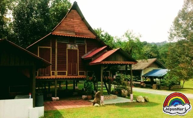 D'heritage Minangstay, Ulu Yam