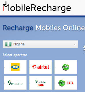 mobilerecharge How to Purchase Mobile Phone Airtime in Nigeria Using PayPal Root