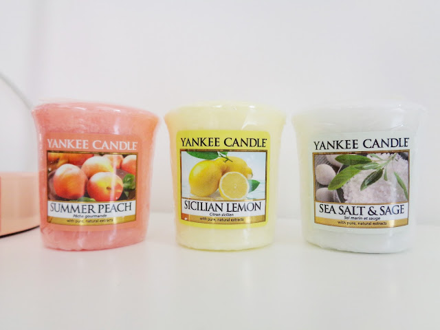 Yankee Candle Riviera Escape & Home Sweet Home