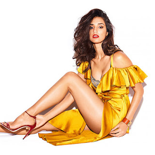 Disha Patani Showing Legs Thighs
