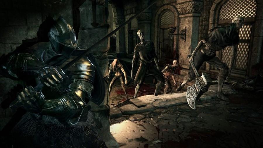 Dark Souls Remasterizado 2018 Jogo  completo Torrent