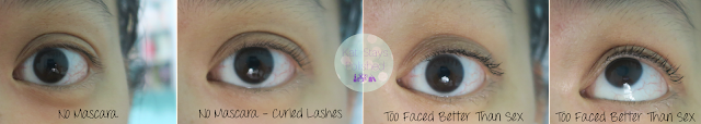 The Sweeter Side of Sexy - Too Faced Better Than Sex mascara | Kat Stays Polished