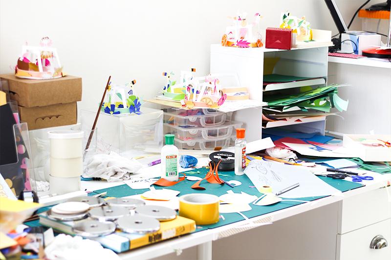paper workspace