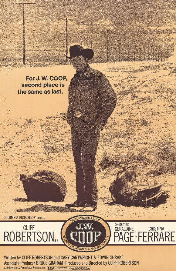 Every 70s Movie J W Coop 1971