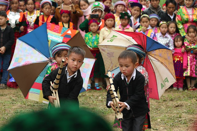 Gau Tao Festival - The Typical Culture Of The Hmong People On The Rocky Plateau 1