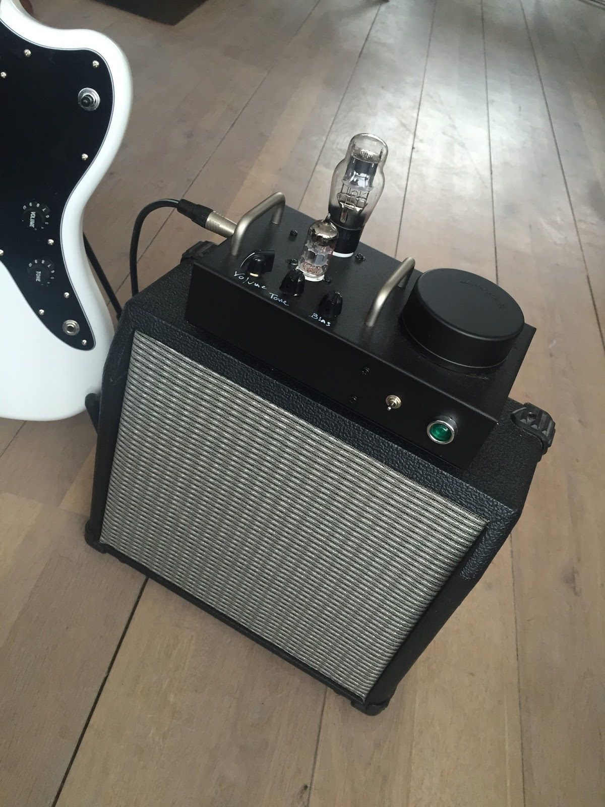 ZABS 6G6 SE | ZABS Tube amps for guitar