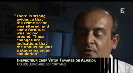 A report by Chief Inspector Tavares de Almeida to the Coordinator of the Criminal Investigation