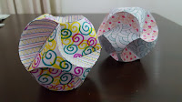 These 3d Paper Globes Look Amazing And Will Be Great To Have As Decoration For Christmas