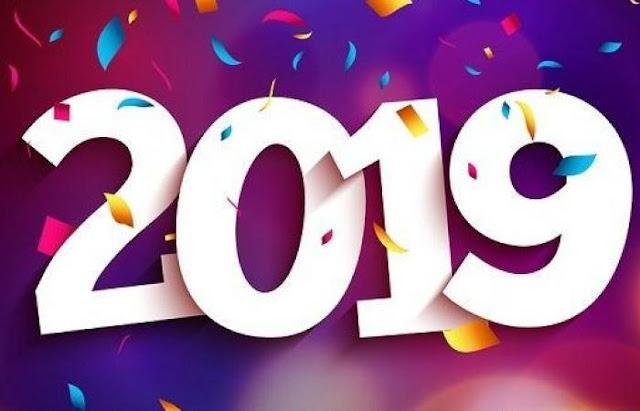 التوقعات العامة للعام الجديد 2019 .السويداء- سوريا. الفلكي مجد غانم.
