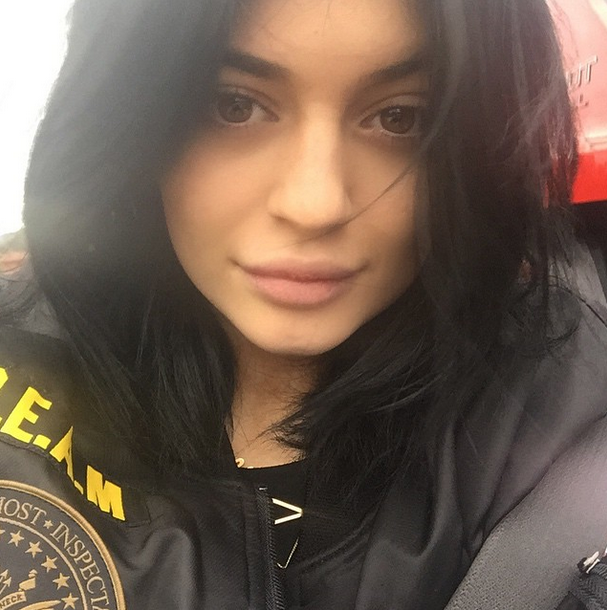 Love Reality: Does Make Up Free Selfie Prove Kylie Jenner