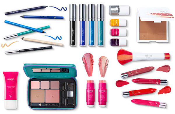 colección maquillaje Kiko Milano The Beauty Games