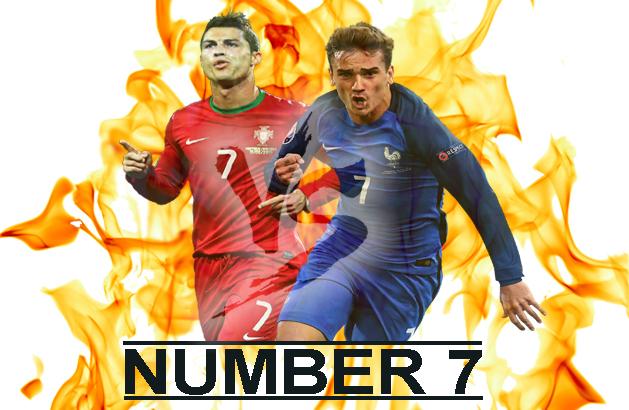 Cristiano Ronaldo vs Antoine Griezmann