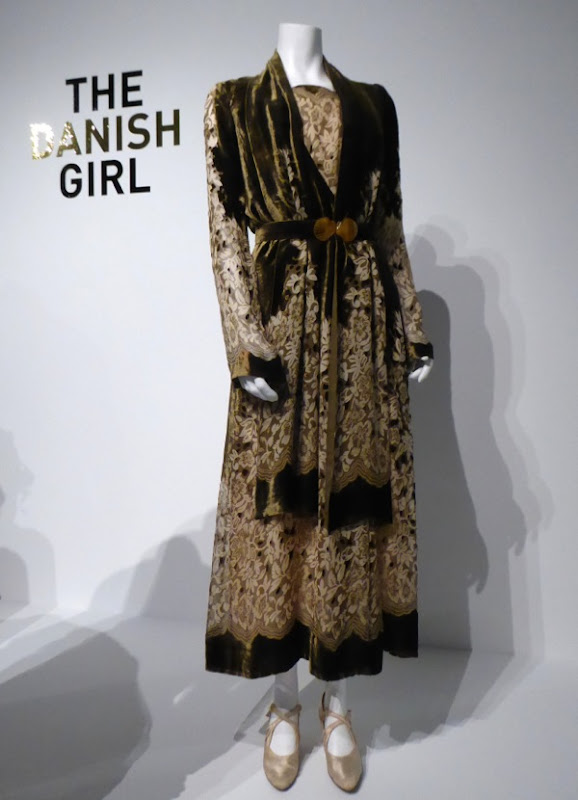 Lili Elbe costume Danish Girl