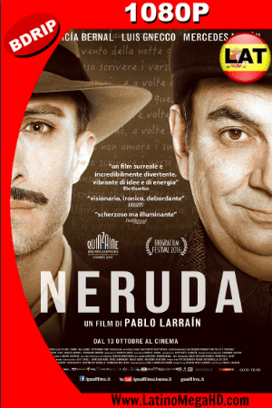 Neruda (2016) Latino HD BDRIP 1080P ()