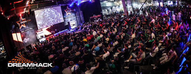 Feria de videojuegos DREAMHACK Valencia, gaming, tecnología, Feria de videojuegos, E3, Tokyo games show, Gamescom, esports, Barcelona games world, Madrid gaming experience, precio entradas, zona expo