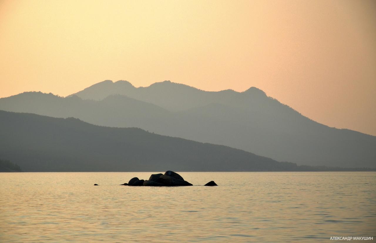 Щучинское озеро. Казахстан