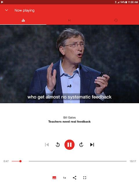 Belajar Pronunciation Dari TED Talks
