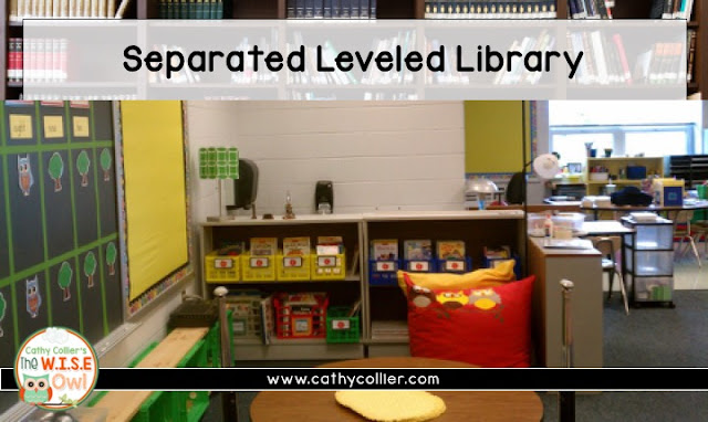 Classroom libraries are an essential part of every learning environment.