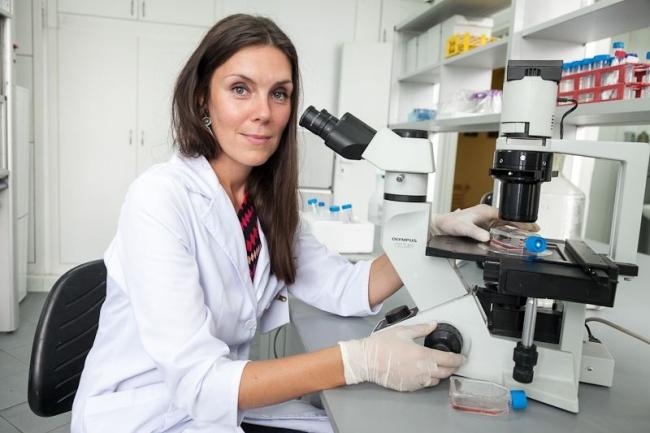 Prof. Magdalena Król - fot. archiwum_SGGW
