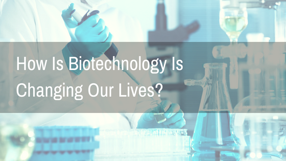 How Is Biotechnology Is Changing Our Lives?