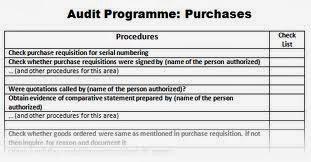 Contoh Program Audit Magister Akuntansi