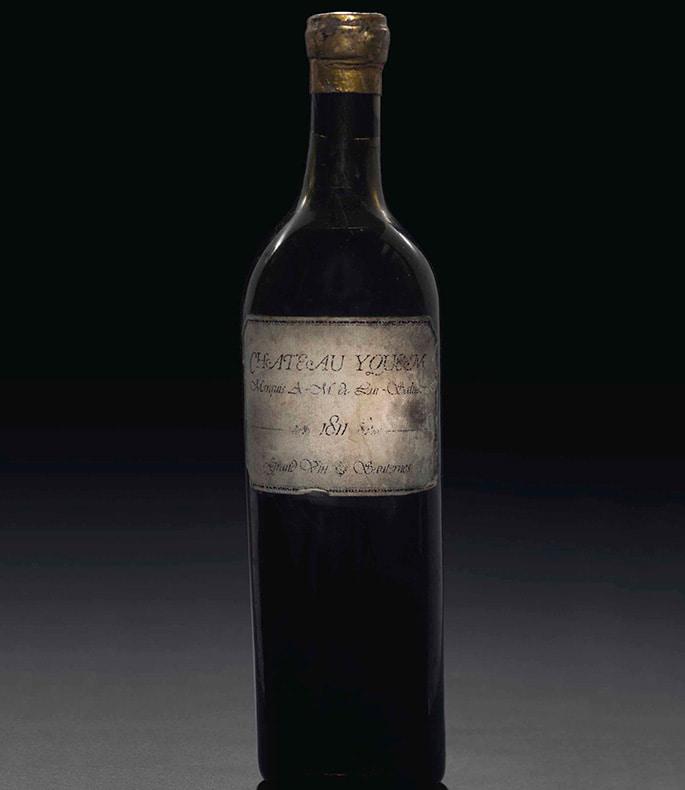 Самое дорогое вино в мире название