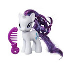 MLP Pony Collection Rarity Brushable Pony