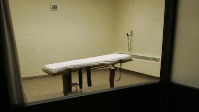 Ohio's death chamber