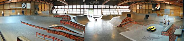 Skatepark Lyon