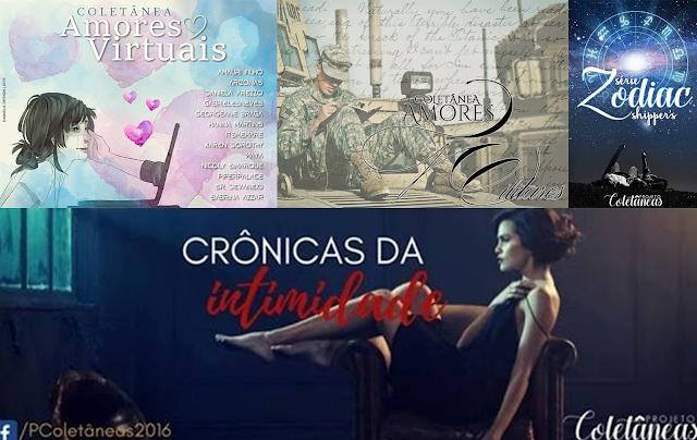 Projeto Literário Coletâneas