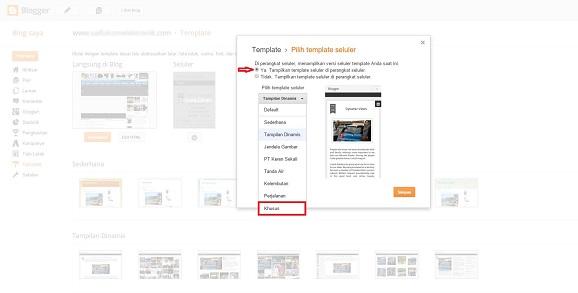 Memasang Iklan Adsense Agar terlihat di bawah posting artikel versi mobile