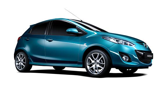 Mazda 2 inceleme Resimleri