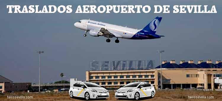 Traslados aeropuerto de Sevilla