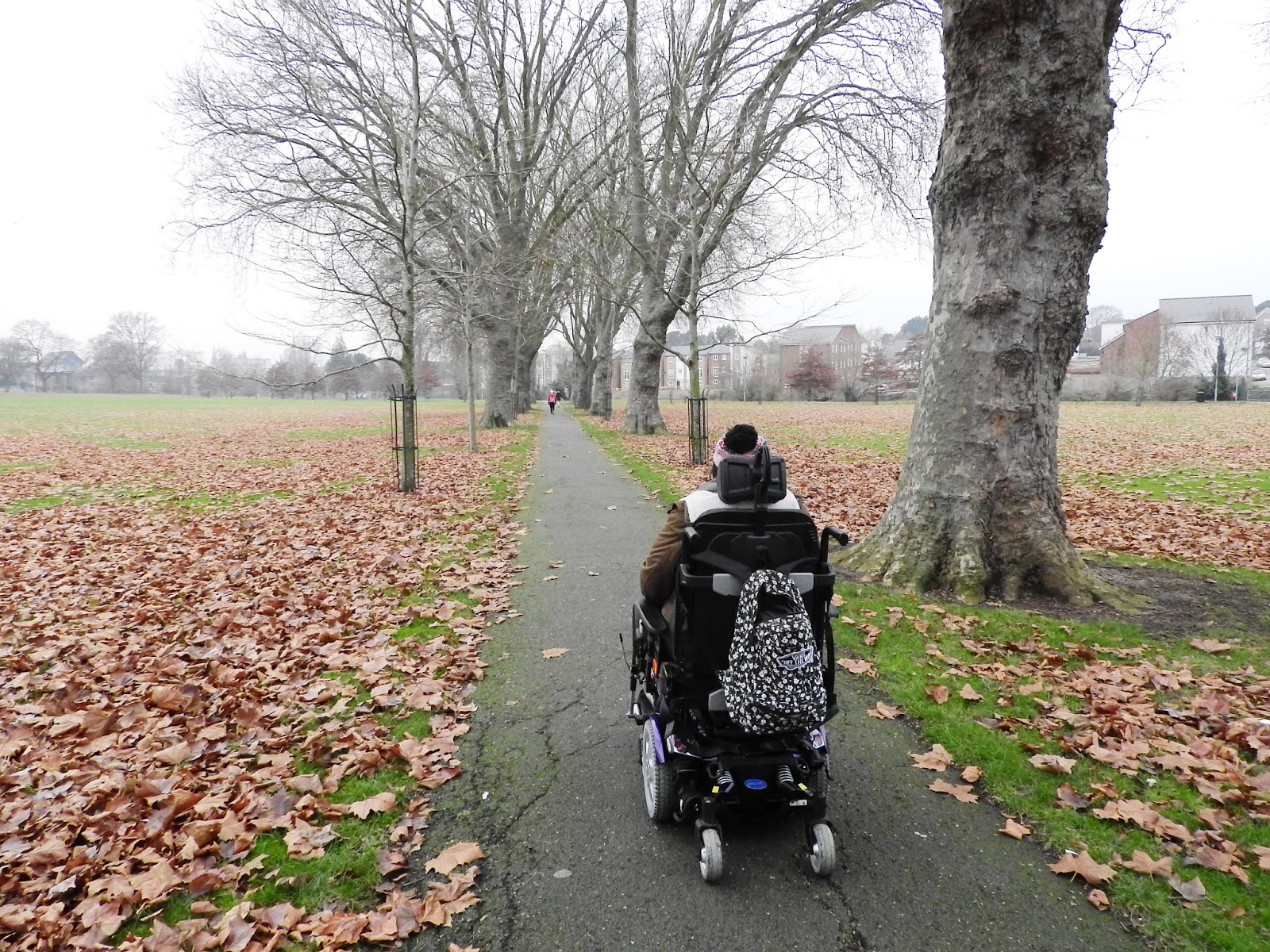 From Sarah Lex: My New Wheels: Invacare TDX SP2 Narrow Base