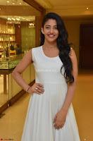 Daksha Nagarkar Cute Beauty in Sleeveless White Dress at Khwaaish Exhibition Launch 2017 ~  Exclusive 085.JPG