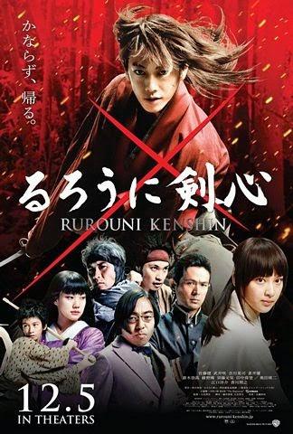 Rurouni Kenshin, The Legend Ends