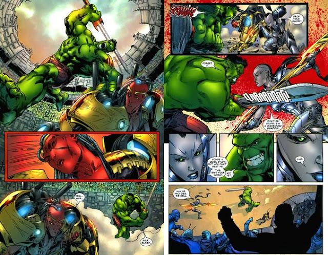 Cerita Planet Hulk Versi Komik Marvel – Bagian 1