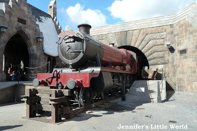 Hogwarts Express at Islands of Adventure, Orlando, Florida