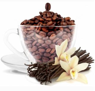 Cafea cu aroma de vanilie -achizitioneaza de aici