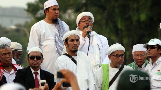 "Habib Rizieq: ""Aksi 4 November Jihad Konstitusional"""