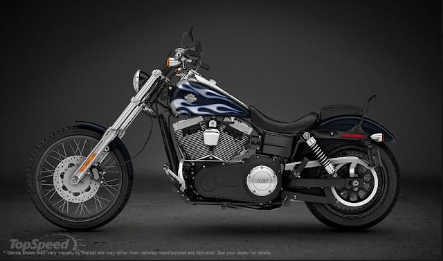 Harley Davidson Wide Glide Series & Custom