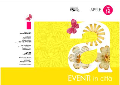 Gli eventi del mese di aprile a Udine