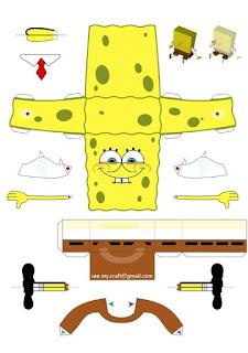 http://www.paper-toy.fr/2012/03/12/papertoy-de-bob-leponge/