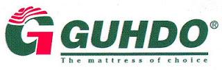 gambar logo spring bed guhdo