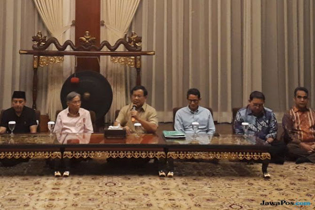 Pemikirannya Tak Direspons, Kwik Kian Gie Akhirnya Pilih Prabowo