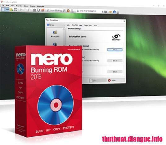 Download Nero Burning ROM 2019 v20.0.2012 Full Cr@ck