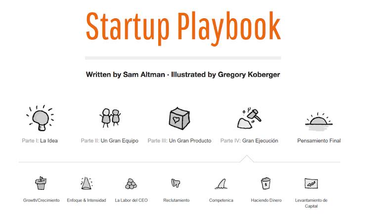 Cómo iniciar una startup - libro gratis