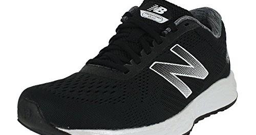 New Balance Women's Fresh Foam Arishi V1 Running Shoe, BlackWhite 8.5 B US 2019