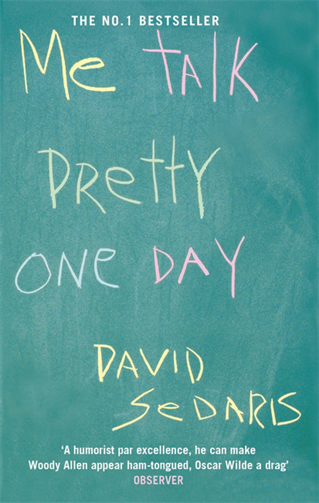 david sedaris essay china